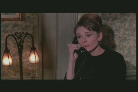 Audrey Hepburn is starring in which film ?