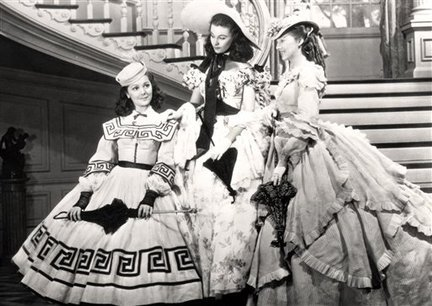 These gorgeous gowns were worn in which film ?
