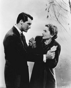 Cary and Joan are starring in which film ?
