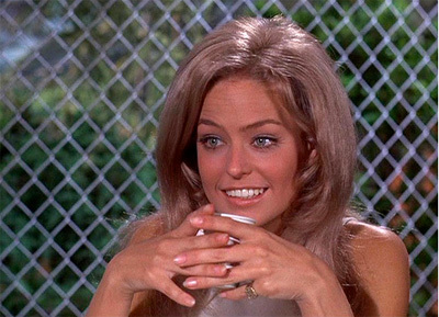 A young Farrah Fawcett guest-starred on which of these 60's shows?