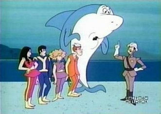 SATURDAY MORNING CARTOONS: What tampil is this?
