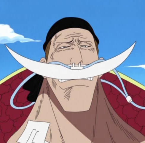 Whitebeard died at what age?
