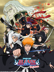 When was Bleach: Memories of Nobody come out in Japan?