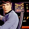 Who's Spock Talking To? - Logic, logic, logic. 