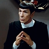 Who's Spock Talking To? - 'Were I to invoke logic, however, logic clearly dictates that the needs of the many outweigh the needs of the few'