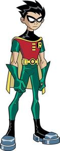You can't stay as the Boy Wonder forever, who will this Robin become when he grows up?