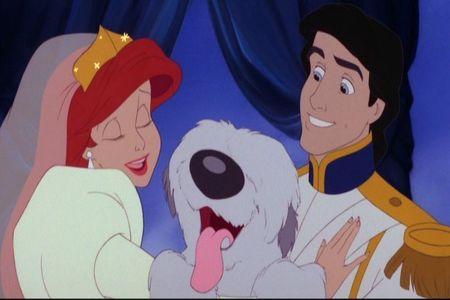 Prince Erics Dogs Name