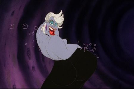 What is Ursula doing?