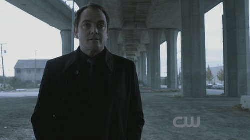 Who is the actor playing Crowley?