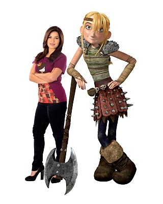 What song should Astrid sing to Hiccup