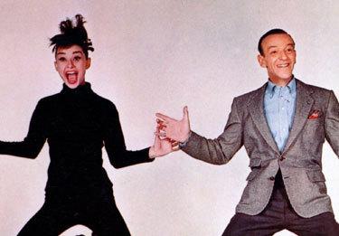Audrey Hepburn is starring in the film Funny.......?