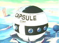In the original Japanese dub what does Dr. Briefs say isn't finished on Goku's ship to Namek?