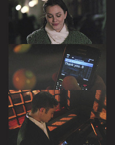 "In which season and episode, Blair says to Chuck: ""I'm gonna 吻乐队(Kiss) somebody someday. And when I do, it will be for me."" ?"