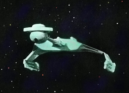 so you think you can be a klingon warrior? then answer this! what is the name of this star ship?
