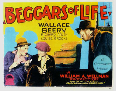 "What año was ""Beggars of Life"" released?"