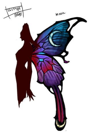 What's the name of the demon tha allows Bayonetta to use butterfly wings?