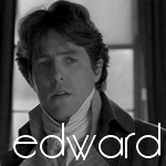 During filming, the Jane Austen Society telephoned co-producer to complain about the casting of Hugh Grant claiming that he was too good-looking to play Edward.