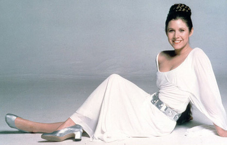 In the New Republic who did Leia end up marrying?