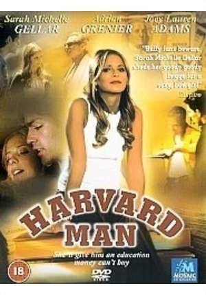 What was the name of the character she played in &#34;Harvard Man&#34;?