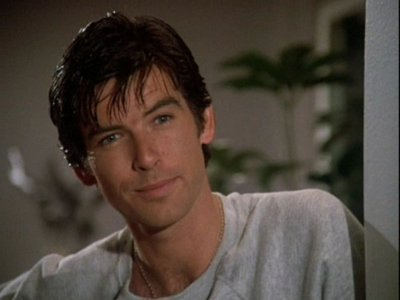 The Private Eye Remington Steele - at the end of the series reach to know his real neme?