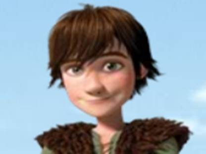 Which dragon belongs to Hiccup for real