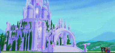 Who is the director of Barbie and the Diamond Castle?