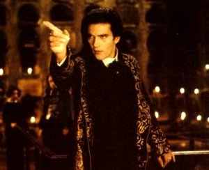 Which actor played the role of Armand in Interview with the Vampire?