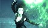 true या false bellatrix is the only death eater who was able to deflect a spell from dumbledor.