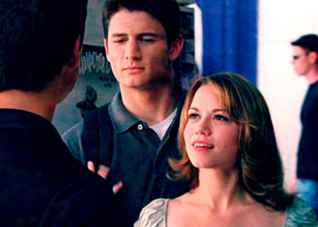What does Felix think the reason Naley got married was?