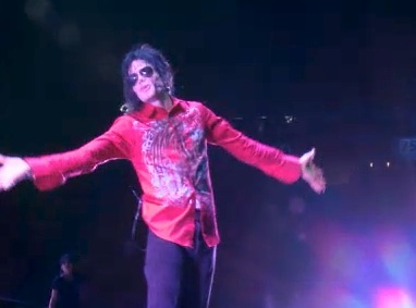 Is it true that michael was going to perform bad on this is it movie?