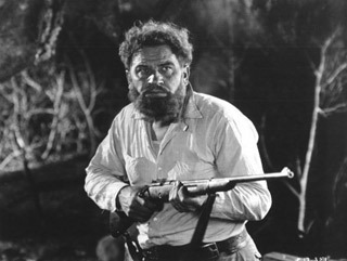 Here's Wallace Beery in a 'creature feature' from 1925. Which one?