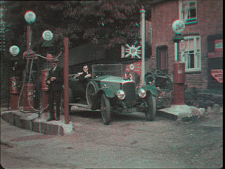 Who made this primitive colour film from the mid 1920s?