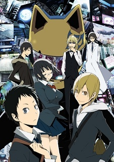 "In ""Durarara!!"" who is the leader and creator of the online gang Dollars?"