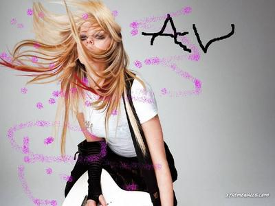"""Life, that's what this album is about,"" Avril told Rolling Stone.Mean, Avril would never stripped down the electric guitars and synthesized sound for her fourth alb"
