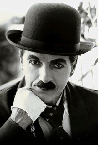 T/F?: Louise was once involved with Charlie Chaplin