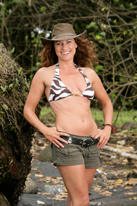 Jerri Manthey has played Survivor 3 times. Which season did she not make it to the jury?