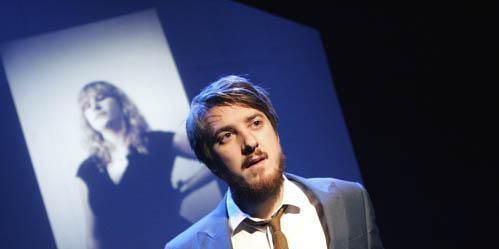 Darvill played the character Rob in what play?