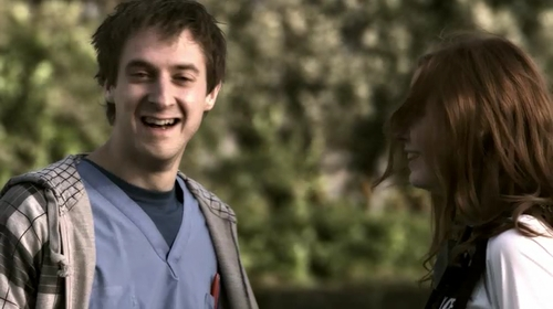 In Doctor Who, Darvill plays who?