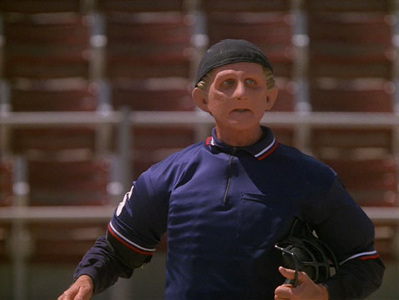 'Take Me Out to the Holosuite' - What role did Odo play in the baseball game?