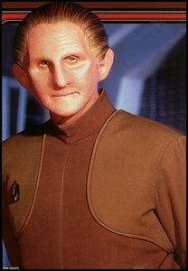 Star Trek:DS9 - Where was Odo brought up?