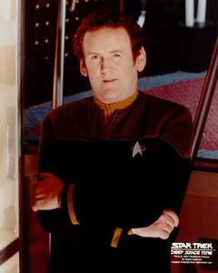 Star Trek: DS9 - What is Chief O'Brien's full name?