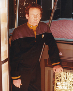 Miles O'Brien is Chief of ...