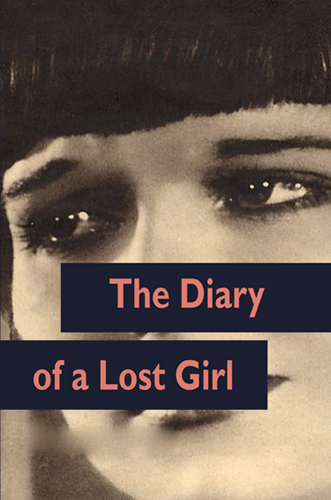 "Who wrote the original novel ""Diary Of A Lost Girl""?"