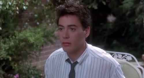 Robert Downey Jr in ___?