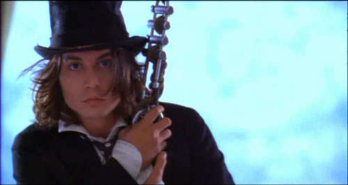 Johnny Depp in ___?
