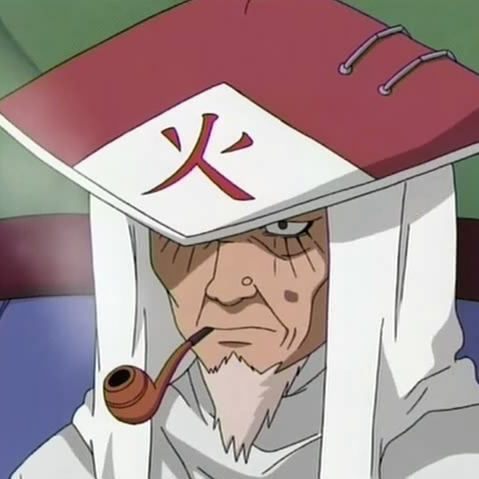 What does the title 'Hokage' litterally mean in English?