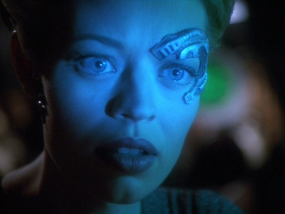 What was Seven of Nine's human name?