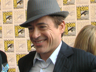 Robert's father's last name wasn't always Downey. It used to be ________ ?