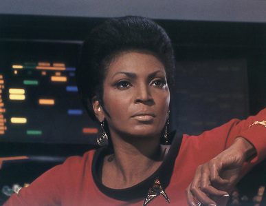 What did the Nomad Космос probe do to Uhura's mind?