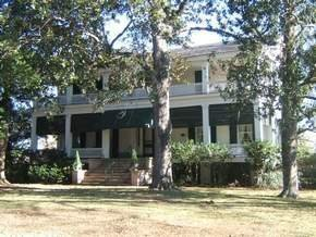 On True Blood where is this house located?